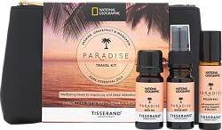 Tisserand Aromatherapy National Geographic Paradise Travel Kit