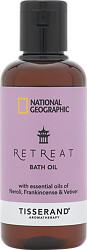 Tisserand Aromatherapy National Geographic Retreat Bath Oil 100ml