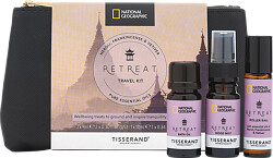 Tisserand Aromatherapy National Geographic Retreat Travel Kit