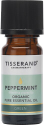 Tisserand Aromatherapy Peppermint Organic Pure Essential Oil 9ml