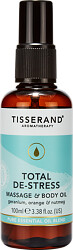 Tisserand Total De-Stress Massage & Body Oil 100ml