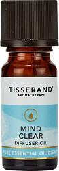Tisserand Aromatherapy Mind Clear Diffuser Oil Blend 9ml
