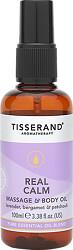 Tisserand Aromatherapy Real Calm Massage & Body Oil 100ml
