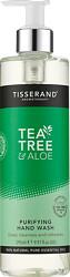 Tisserand Aromatherapy Tea Tree & Aloe Purifying Hand Wash 295ml