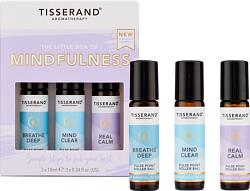 Tisserand Aromatherapy The Little Box of Mindfulness 3 x 10ml