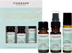 Tisserand Aromatherapy Total De-Stress Discovery Kit
