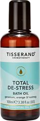 Tisserand Aromatherapy Total De-Stress Bath Oil 100ml
