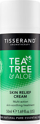 Tisserand Aromatherapy Tea Tree & Aloe Skin Relief Cream 50ml