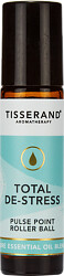 Tisserand Aromatherapy Total De-Stress Pulse Point Roller Ball 10ml