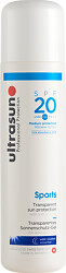 Ultrasun Sports Clear Gel Formula SPF20 200ml