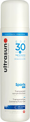 Ultrasun Sports Transparent Sun Protection Gel SPF30 200ml
