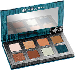 Urban Decay On The Run Eyeshadow Palette 8 x 0.80g Detour