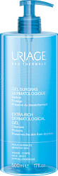 Uriage Extra-Rich Dermatological Cleansing Gel 500ml