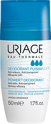 Uriage Power 3 Anti-Perspirant Roll-On Deodorant 50ml