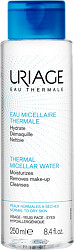 Uriage Thermal Micellar Water - Normal To Dry Skin 250ml