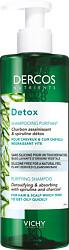 Vichy Dercos Nutrients Detox Purifying Shampoo 250ml