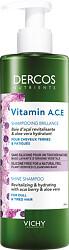 Vichy Dercos Nutrients Vitamin A.C.E Shine Shampoo 250ml
