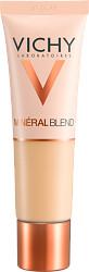 Vichy Mineralblend Hydrating Foundation 30ml 01 - Clay