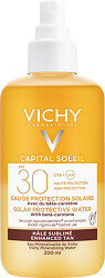 Vichy Capital Soleil Solar Protective Water - Enhanced Tan SPF30 200ml