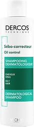 Vichy Dercos Oil Control Advanced Action Shampoo 200ml
