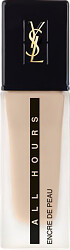 Yves Saint Laurent All Hours Foundation SPF20 25ml B10 - Porcelain