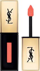 Yves Saint Laurent Rouge Pur Couture Vernis a Levres Glossy Stain 6ml 7 - Corail Aquatique