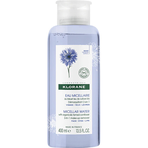 Klorane Micellar Water 3-in-1 Make-Up
