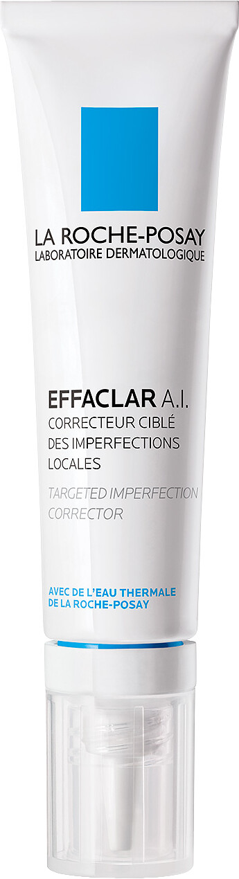la roche posay effaclar ai targeted imperfection corrector 15ml. Black Bedroom Furniture Sets. Home Design Ideas