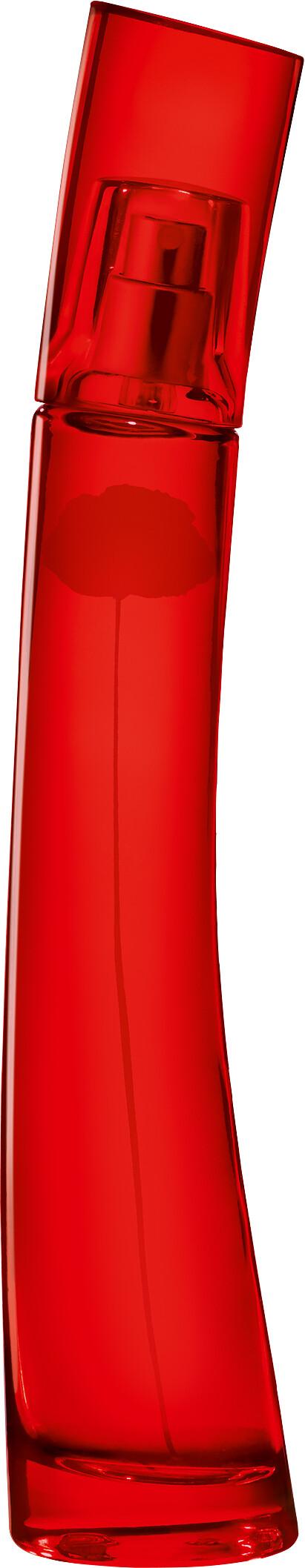 By Eau 50ml Spray Kenzo Red Edition Toilette Flower De cTl1JFK