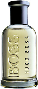 hugo boss bottled aftershave