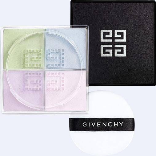 GIVENCHY Prisme Libre Mat-finish & Enhanced Radiance Loose Powder 4 x 3g
