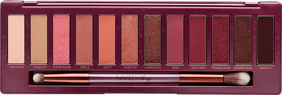 Urban Decay Naked Cherry Eyeshadow Palette-3612