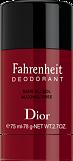 DIOR Fahrenheit Deodorant Stick Alcohol Free 75ml