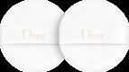 DIOR Diorskin Forever Cushion Powder Puff Set of 2