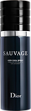 DIOR Sauvage Very Cool Eau de Toilette Air Spray 100ml