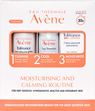 Avene Moisturising and Calming 3-step Routine for Very Sensitive Skin