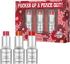 Benefit Pucker Up & Peace Out! Gift Set