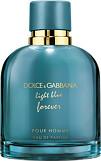 Dolce & Gabbana Light Blue Pour Homme Forever Eau de Parfum Spray 100ml