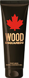 DSquared2 Wood Pour Homme Perfumed Bath & Shower Gel 250ml