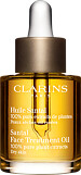 Clarins Santal Face Treatment Oil - Dry Skin 30ml