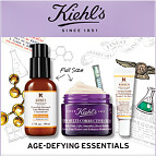 Kiehl's Age-Defying Essentials Gift Set