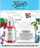 Kiehl's Hydrate & Strengthen Skincare Gift Set