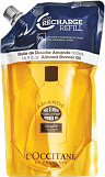 L'Occitane Almond Cleansing and Softening Shower Oil Refill 500ml