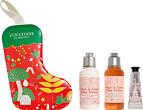 L'Occitane Cherry Blossom My Tenderness Essentials Festive Bauble Gift Set