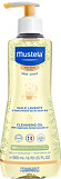 Mustela Cleansing Oil for Dry Skin 500ml