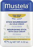Mustela Nourishing Stick With Cold Cream 9.2g