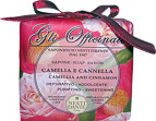 Nesti Dante Gli Officinali Camellia and Cinnanin Soap 250g