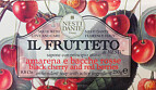 Nesti Dante Il Frutteto Black Cherry & Red Berries Soap 250g