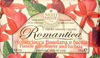Nesti Dante Romantica Fiesole Gillyflower and Fuchsia Soap 250g