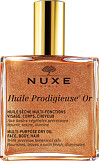 Nuxe Huile Prodigieuse Or Multi-Purpose Golden Dry Oil - Face, Body and Hair 100ml